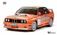 Tamiya 1:10 BMW M3 Sport Evo Jägermeister (TT-01E) 58541 Kit di costruzione