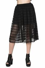 Banned Future Flapper Retro Lace Skirt