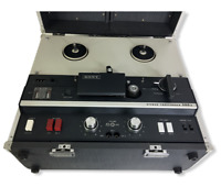 Sony TC-500A Tapecorder Reel to Reel Vacuum Tube Tape Recorder Vintage Player