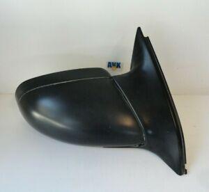 Außenspiegel Spiegel schwarz elektrisch rechts 010357 010358 Opel Omega B
