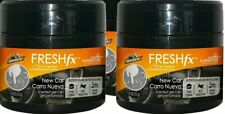 """ARMOR ALL Fresh-Fx Car AIR Freshener (2) Scented Gel Cans *NEW..""""NEW CAR"""" Scent!"""