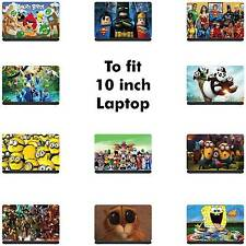 10 inch Toons Laptop Vinyl Skin/Decal/Sticker/Cover -Somestuff247-LP10