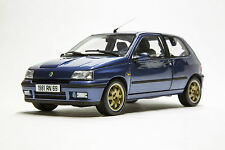 NOREV 1:18 AUTO DIE CAST RENAULT CLIO WILLIAMS PH I BLU METALLIZZATO  ART 185230