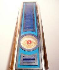 WURLITZER ZODIAC 3500 - Jukebox Pop Art  CENTER  GLASS PANEL - Perfect 4 Framing