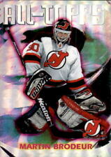 1999-00 O-Pee-Chee Chrome All Topps #AT2 Martin Brodeur (ref 18379)