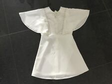 NWT Foxiedox New Ladies X Small UK 6/8 Off White Kimono Sleeved Shift Dress