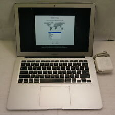 "Apple MacBook Air A1466 (13"") Laptop, Core i7 