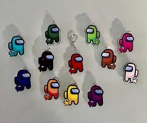 Among Us Acrylic Charms Keychain