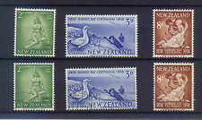Pre-Decimal Used New Zealand Stamps