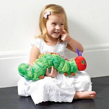 Authentic The Very Hungry Caterpillar Eric Carle Plush Doll Stuffed Toy 40cm
