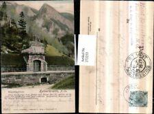 272253,Kaiserbrunn b. Reichenau Wasserschloss