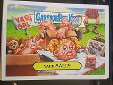 Garbage Pail Kids 2007 All-New Series ANS 7 #50b Yard Sally NrMint-Mint