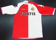 Feyenoord Rotterdam 2008 Van Bronckhorst Centenary Home Shirt Barcelona Jersey