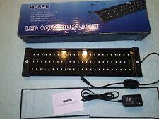 Nicrew Led Aquarium Light