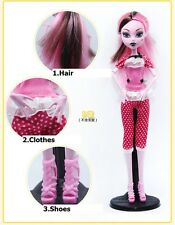 1pc ever after high monster high doll Draculaura/Clawdeen Wolf/ Frankie Stein