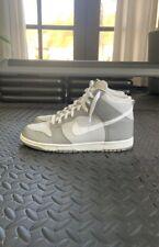 2008 Nike Dunk High Neutral Grey Size 13