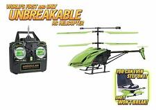 Glow in The Dark Unbreakable 3.5CH RC Remote Control Helicopter
