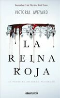 La reina roja/ Red Queen, Paperback by Aveyard, Victoria, Like New Used, Free...