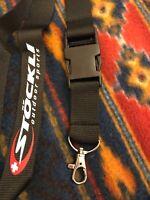 Stöckli Lanyard Detachable Keychain iPod Camera Strap Badge ID