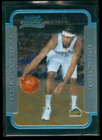 2003-04 Bowman Chrome #140 Carmelo Anthony RC HOT!