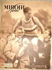 Miroir Sprint N°15 du 3 sept 1946 Henri Aubry