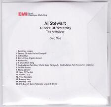Promo Singer-Songwriter Pop Music CDs