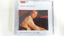 DAVE BRUBECK BLUE RONDO A LA TURK CD 4006408205012