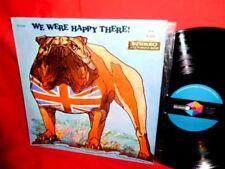 WE WERE HAPPY THERE LP 1969 AUSTRALIA MINT- Rare