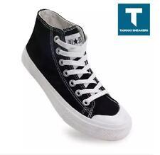 Alister Men's Fashion Shoes High Cut Sneakers - (BLACK)  SIZE 40