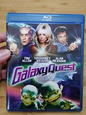 Galaxy Quest Blu-Ray Tim Allen Sigourney Weaver 1999