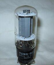 (1) Tung-Sol 6L6Gb Radio Vacuum Tube Tested 100+ % amplifier 6L6 Gb
