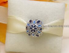 NEW Authentic Pandora Silver CATHEDRAL ROSE Charm 791374ENMX RETIRED