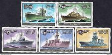 Russia / Ussr 1982,Ww-2 Soviet Warships,Vf Mnh*