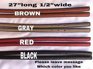 Replacement Straps for handbag brand New