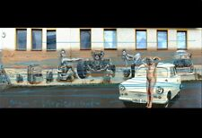 Aktfoto Trabant Picture Bild Foto Kunstakt Woman Blond Girl signiert Sammlung