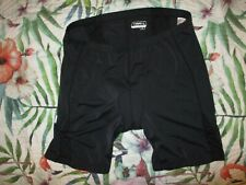 TRAYL BLACK PADDED BIKE SHORTS SIZE 2XL