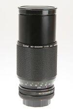 Vivitar 4,5/80-200mm MC Zoom CA/FD #28025367 aussi pour numérique