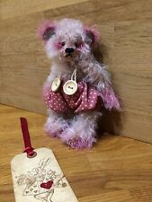 mohair bear shabby chic OOAK Please Contact Me For Dispatch Date