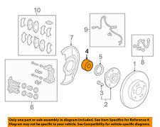 HONDA OEM 2014 CR-V Front-Wheel Bearings 44300T1GA01