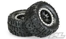 "Proline 10151-13 Trencher 4.3"" Pro-Loc All Terrain Tires Mounted (2) XMaxx"
