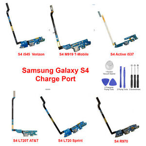 OEM Charger Charging Port Dock Mic Cable For Samsung Galaxy S4 i337 i545 L720