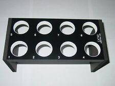 CAT40 BT40 NMTB40 Tool Holder Storage Rack, CNC Mill Taper Tooling Stand NCQ4-1i