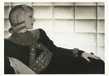 "Postcard Laszlo Willinger, Photographer ""Norma Shearer"" 1945 MINT Unused"