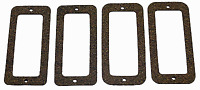1950-1956 INTERNATIONAL PICKUP TRAVELALL & 1961-1965 SCOUT PARK LAMP GASKET SET