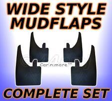 Premium Quality RUBBER PVC Mud Flaps Flap Guard For TATA Indica Vista