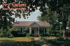 Ivy Green Helen Keller Birthplace Tuscumbia Alabama The Miracle Worker, Postcard