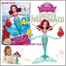 Disney Princess Spin & Swim Ariel The Little Mermaid Doll Floats in Water NEW