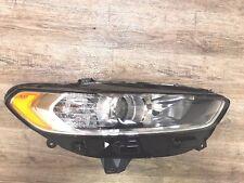 OEM USED HEADLIGHT FORD FUSION 13 14 15 16 HEAD LIGHT LAMP HEADLAMP chip mount