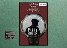 Royale classic car badge & bar clip Peaky droites brummy chose badge B1.2592