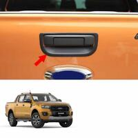 Matte Black Bowl Tail Gate Tailgate Cover Fits Ford Ranger New Wildtrak 2018 19